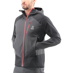 Haglöfs M's Skarn Hybrid Jacket True Black
